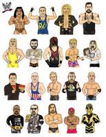 WWF Heros 3 by Blank-mange