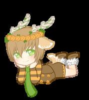 Deer Boy Custom by DreamSeizure-Adopts