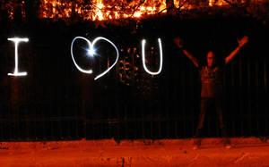 I :heart: U by Lantra
