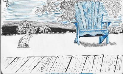 Random Backyard Things by garyjwood