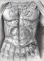 The Roman Warrior by Altayr