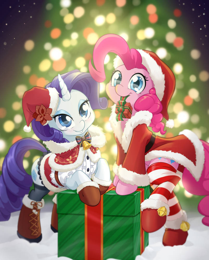 Happy Hearth's Warming! by dstears