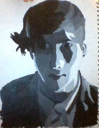 Self Portrait 2 by Magemad2k11