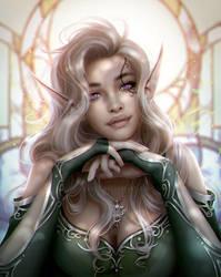 Eva Zelorius by LAS-T