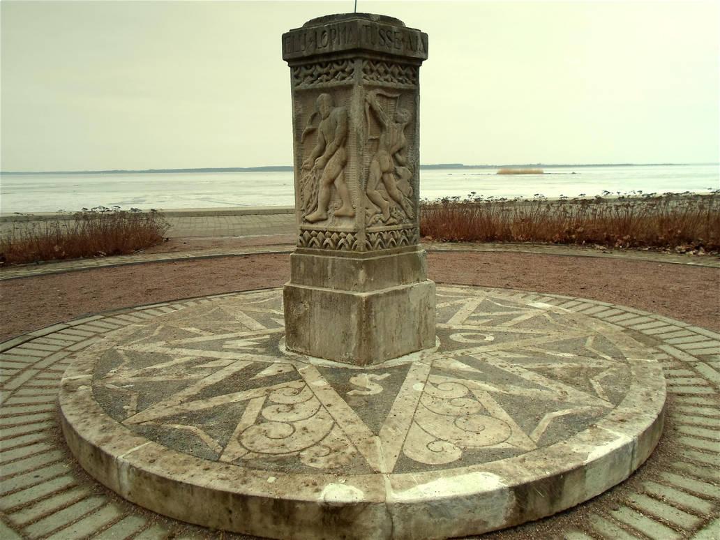 Monument 4 by MASYON