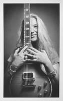 Joanne Shaw Taylor by MalcolmShortt