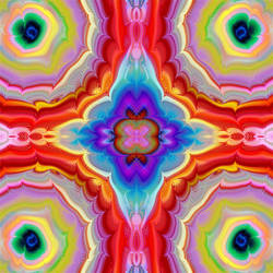 Vibrant Vibrations by kevotu