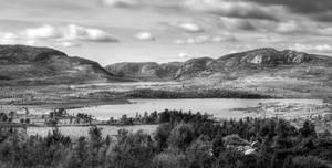 Urdavatnet, Norway by denjazzer