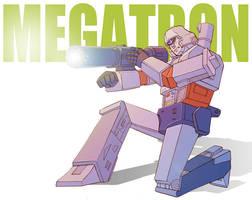 Megatron!!! by megamidori
