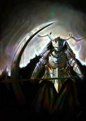 Reaper Knight by Keynok