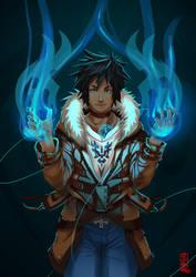 NahXIII Commission -Roxos- by Keynok