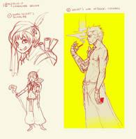 Daily sketch - Day 17 by Keynok