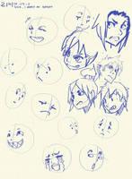Daily sketch - Day 21 by Keynok