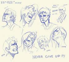 Daily sketch - Day 22 by Keynok