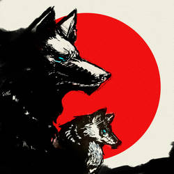 Inktober 2017 - Day 21 - Furious by Keynok