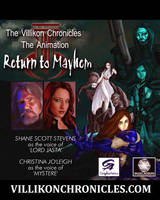 VC:Return to Mayhem Premieres by GraphicAnime