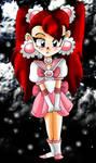 Sailor Jasmine Flower by David3X