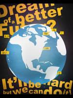 Dream of a better futur. by MaximalGFX