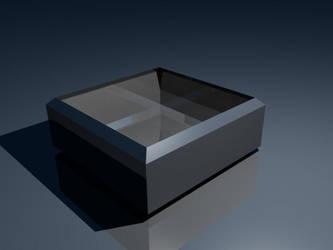 Reflective Box by mi986