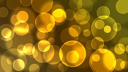 Digital Bokeh - Golden by mi986