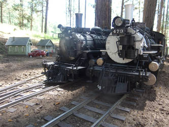 K-28 Locomotives by SouthwestChief