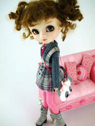 Hello Sweetheart by Miema-Dollhouse