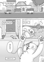 Alfred Goes to School, pg 1 by dawgmastas