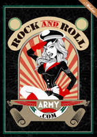 Rock and Roll Army by MaLize