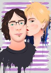 Kiss by MaLize