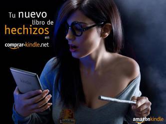 Amazon Kindle by MaLize