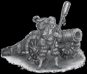 artillerist by PiemasterXL