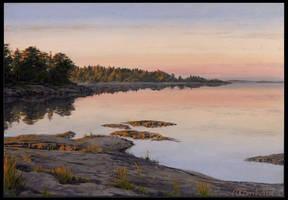 Dawn by Bernhoft