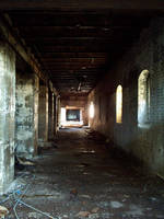 Abandoned Railroad Warehouse 5 by redrum0381