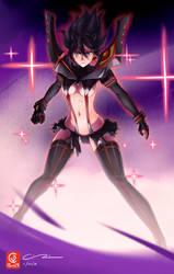 Matoi Ryuko - Kill la Kill by point23