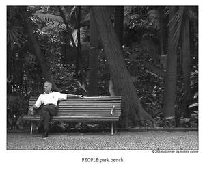People:Park.Bench by durdentyler