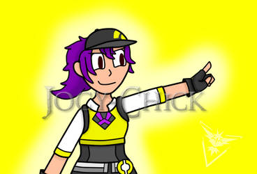 Pokemon Trainer by Jocy-Chick