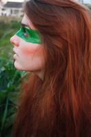 Green Woman 1 by Anikathropoloustock