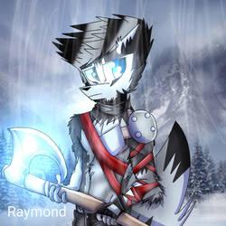 my new oc Raymond by jkthegamer