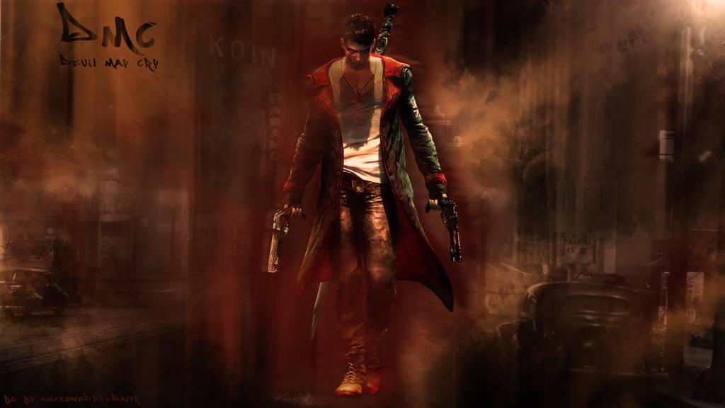 Dante Devil May Cry 5 Wallpaper By Awakenedpredator On Deviantart