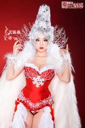 2015 MerryChristmas Yan by aoandou