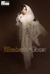 2018 Halloween Elisabeth-Ghost by aoandou