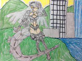 Kaiju Girl: Mechanical Godzilla Duplicate by KaijuATTACK877
