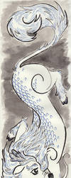 Qilin by blightedangel