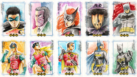 Bats Sketchcards 2008 - pt03 by MarcFerreira