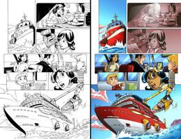 Richie Rich 1 - page 3 by MarcFerreira