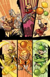 Fruit Ninja #02 - page 03 by MarcFerreira