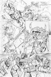 Transformers - Combiner Wars#5 - page 16 by MarcFerreira