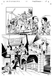 Call of Duty - Black Ops III #1 - page 04 by MarcFerreira