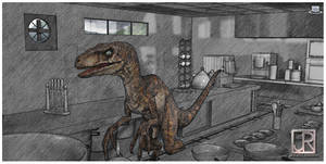 RAPTOR KITCHEN 001 by GIU3232