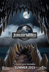 JURASSIC WORLD POSTER 02 by GIU3232